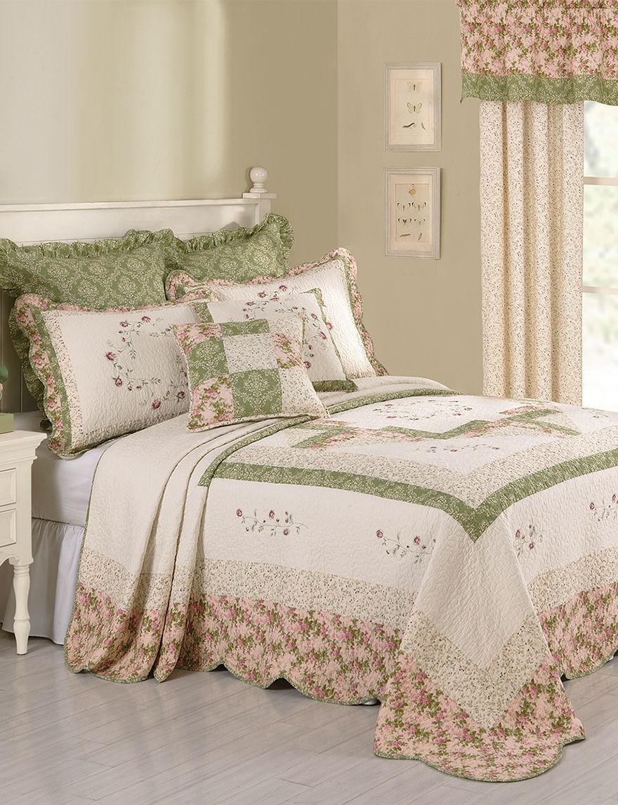 modern heirloom cassadee bedspread  stage stores - modern heirloom cassadee bedspread