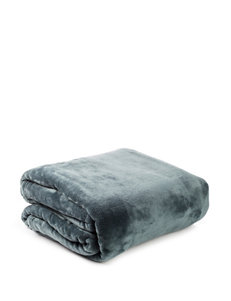 Great Hotels Collection Goblin Blue Microlight Blanket