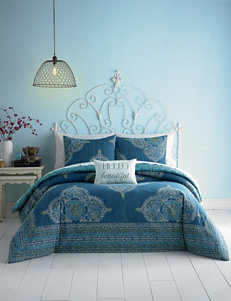 Jessica Simpson Aylin Medallion Comforter Set