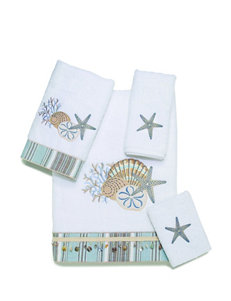 Avanti White Towel Sets Towels