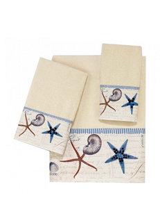 Avanti Ivory Bath Towels