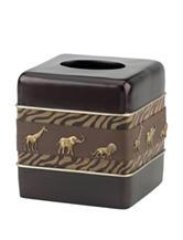 Avanti Animal Parade Collection Tissue Cover