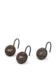 Avanti Animal Parade Collection Shower Hooks
