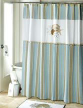 Avanti By the Sea Collection Shower Curtain