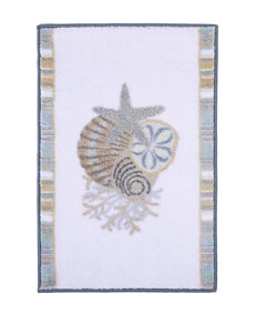Avanti White Bath Rugs & Mats