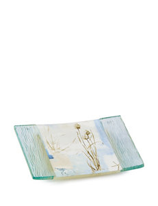 Avanti Blue Soap Dishes Bath Accessories