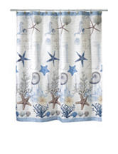 Avanti Antigua Collection Shower Curtain