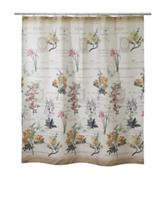 Avanti Alana Collection Shower Curtain