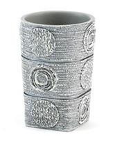 Avanti Galaxy Silver Bath Collection Tumbler