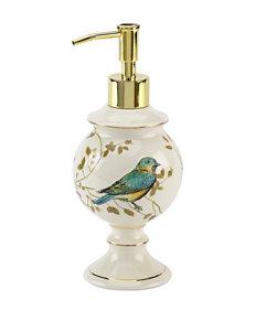Avanti Ivory Soap & Lotion Dispensers Bath Accessories