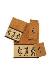 Avanti 4-pc. Kokopelli Bath Collection Towel Set