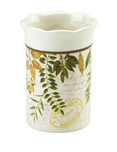 Avanti Foliage Garden Bath Collection Tumbler