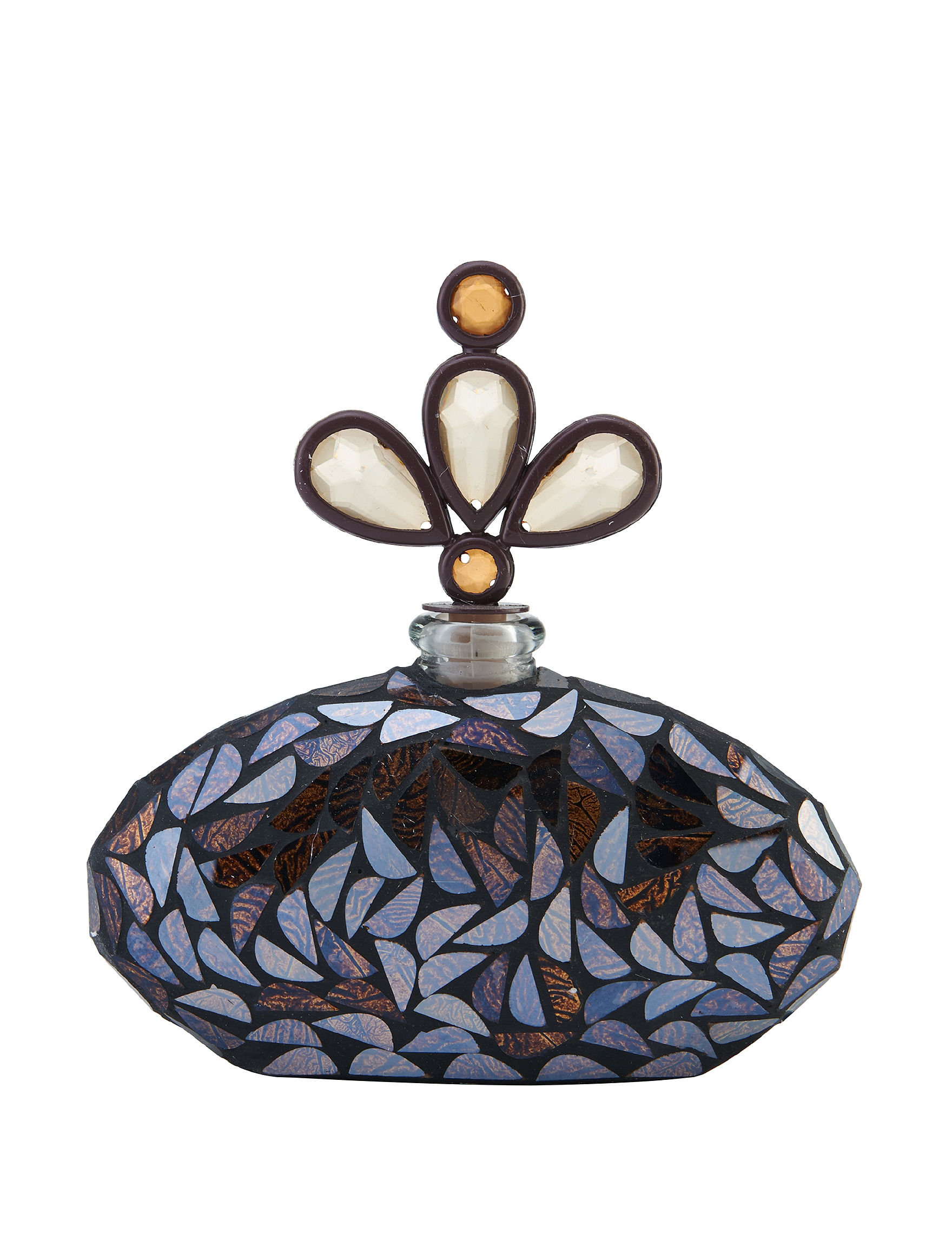 Bombay Burgandy Decorative Objects Home Accents