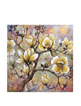Bombay Floral Blossom Canvas Wall Art