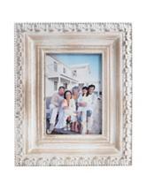 Bombay 5 x 7 Distressed Wood Frame