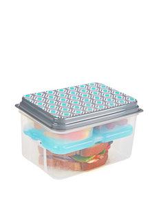 Fit & Fresh Blue Food Storage Kitchen Storage & Organization