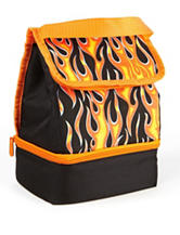 Fit & Fresh Austin Flames Insulated Lunch Bag