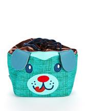 Fit & Fresh Blue The Dog Yum Buddies Drawstring Insulated Lunch Bag