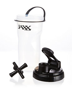 Jaxx by Fit & Fresh 28-oz. Black Shaker Cup