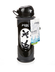 Jaxx by Fit & Fresh Gray Glass Shaker Cup