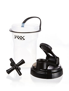 Jaxx by Fit & Fresh 20-oz. Black Shaker Cup