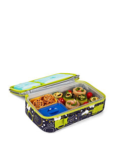 Fit & Fresh Blue Lunch Boxes & Bags