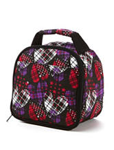 Fit & Fresh Gabby Hearts On Fire Insulated Lunch Bag