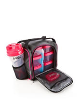 Jaxx by Fit & Fresh Black & Pink Fuel Pack