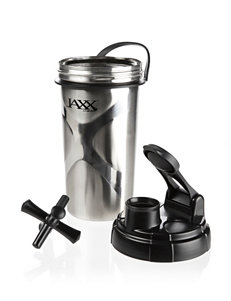 Jaxx Silver Water Bottles Drinkware