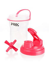 Jaxx by Fit & Fresh 20-oz. Pink Shaker Cup