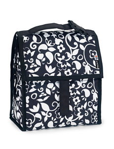 Pack It Black Lunch Boxes & Bags Kitchen Storage & Organization