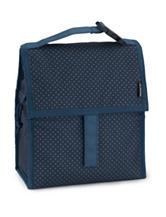 Packit®Personal Zip Cooler –Navy Micro Dot