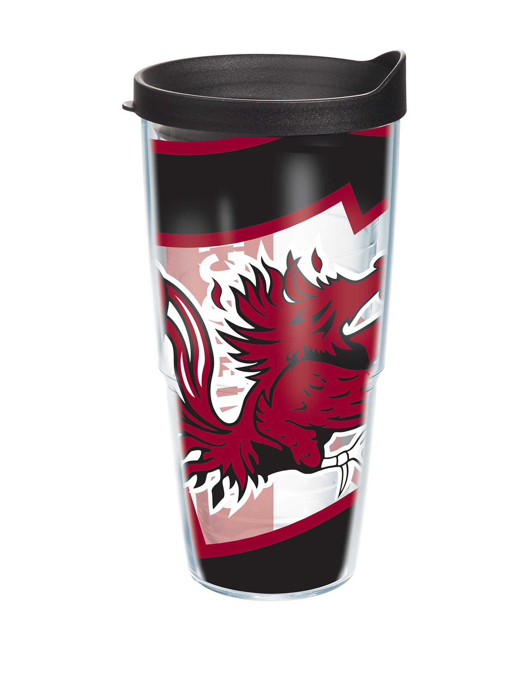 Tervis Clear Tumblers Drinkware NCAA