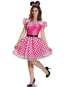 2-pc. Minnie Mouse Pink Glam Costume
