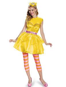 3-pc. Sesame Street Sweetheart Dress Big Bird Costume