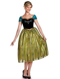 Frozen Anna Coronation Deluxe Costume