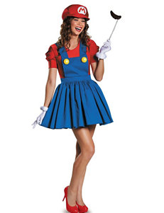 4-pc. Super Mario: Mario Dress Costume