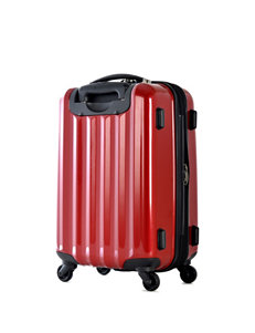 Olympia USA Red Titan Hardcase Spinner