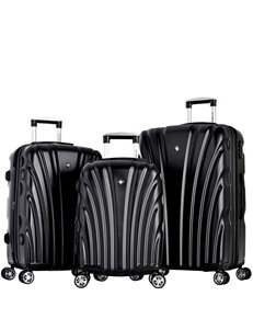 Olympia Black Luggage Sets