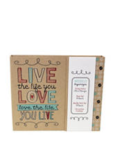 Tri Coastal Use Your Words Magnetic Organizer