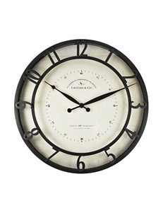 FirsTime Manufactory Kensington Whisper Wall Clock