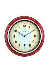 FirsTime Manufactory Classic Kitchen Wall Clock