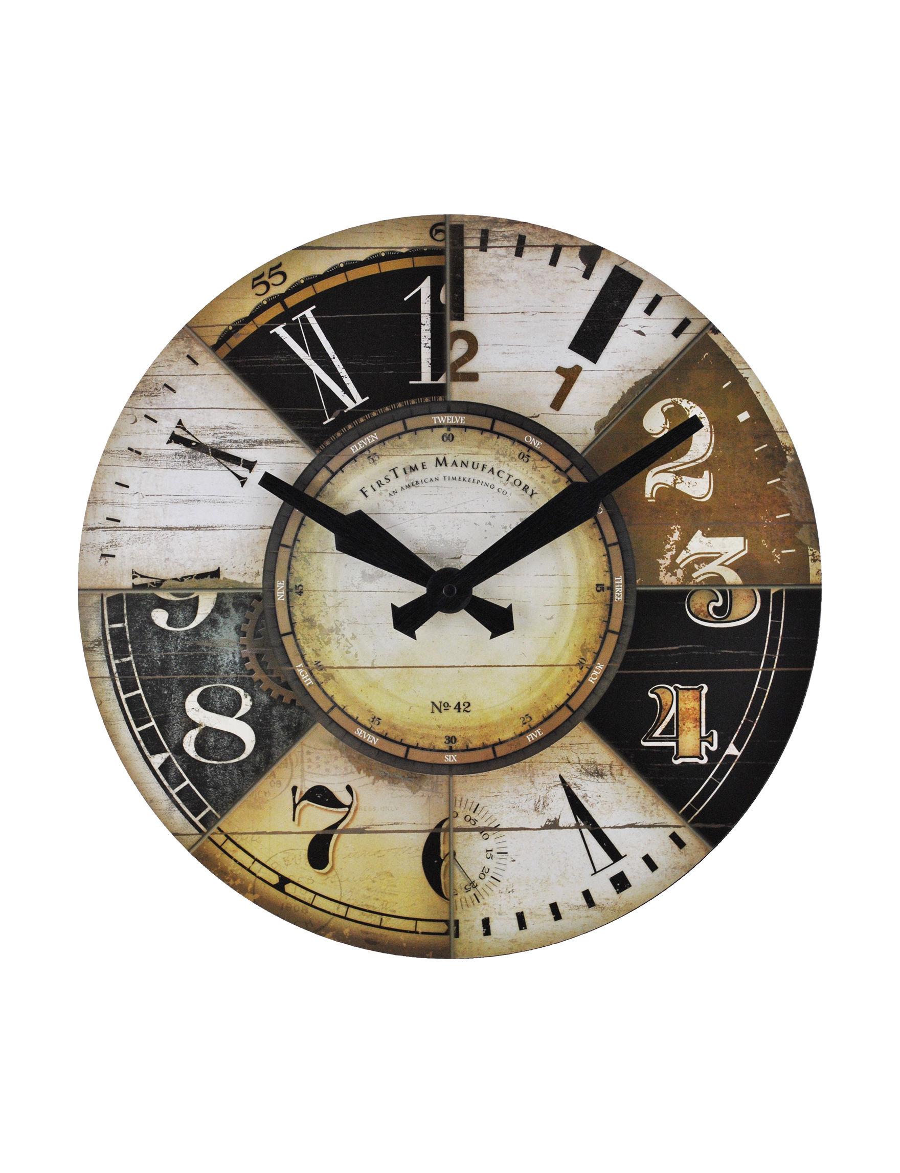 Firstime Manufactory  Wall Clocks