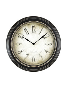 FirsTime Distressed Look Wall Clock