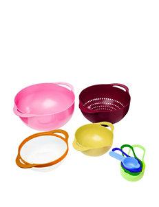 Gourmet Home Pink Prep & Tools