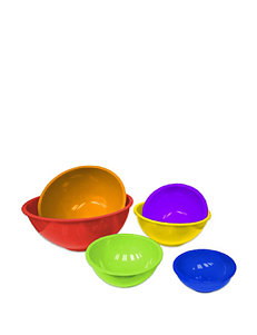 Gourmet Home 6-pc. Mixing Bowl Set