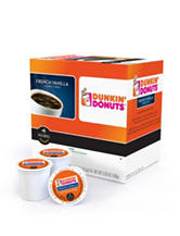 Keurig® K-Cup 16-Count Dunkin' Donuts® Portion Pack - French Vanilla