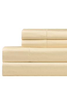 Celeste Home Cream Sheets & Pillowcases