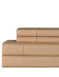 Celeste Home Beige Sheets & Pillowcases