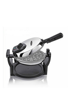 Bella Silver / Black Electric Grills, Griddles & Waffle Makers Kitchen Appliances